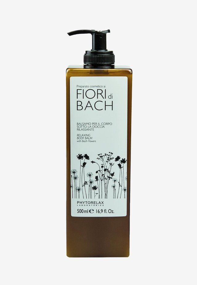 RELAXING BODY BALM UNDER THE SHOWER FIORI DI BACH  - Idratante - -