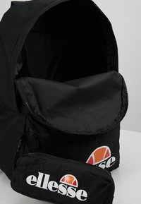 Ellesse - ROLBY PENCIL CASE - Rucksack - black - 4