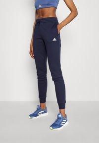 adidas Performance - Pantalones deportivos - legend ink/white - 0