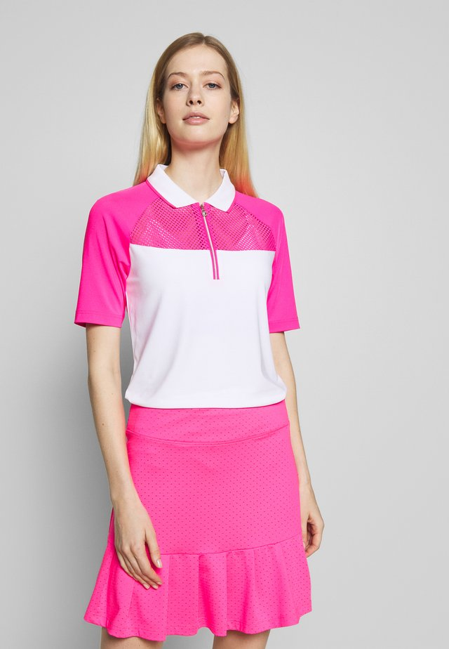 DOMIA - Polo - hot pink