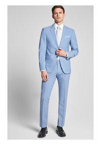 JOOP! - BLAYR - Suit trousers - hellblau meliert - 3