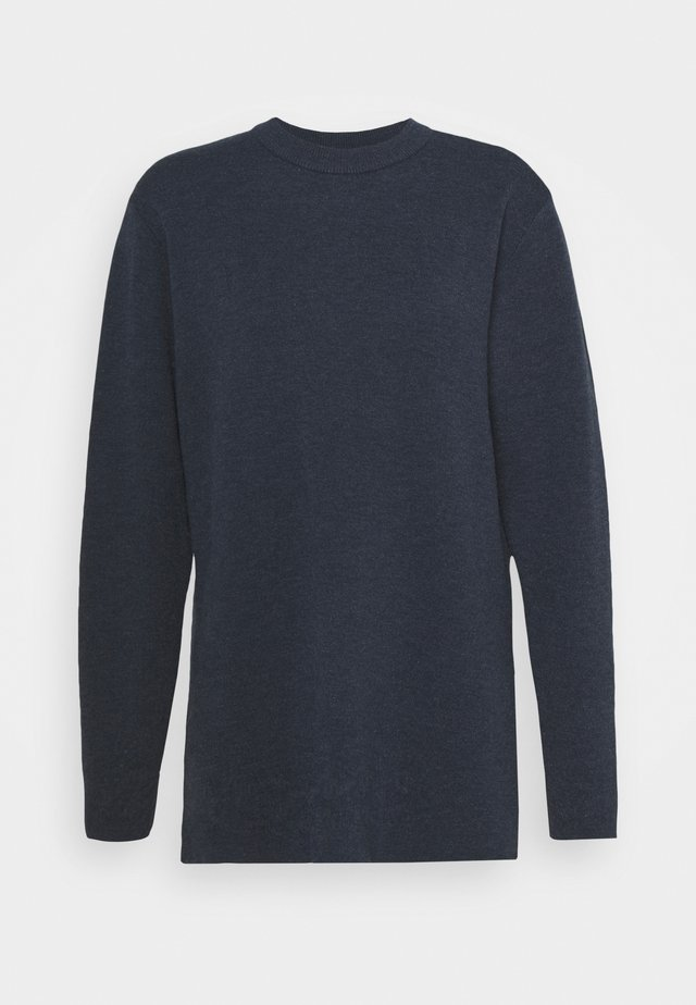 SOFIEA - Sweter - navy blazer