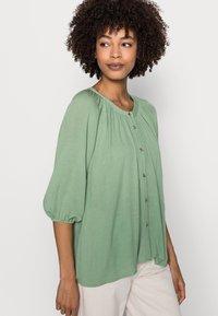 Esprit - BLOUSE - Bluser - leaf green - 3