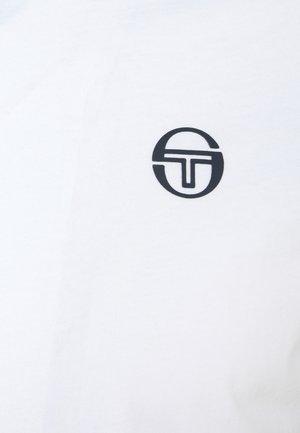AMARILLIS  - Print T-shirt - blanc de blanc