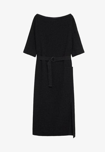 SUN - Day dress - schwarz