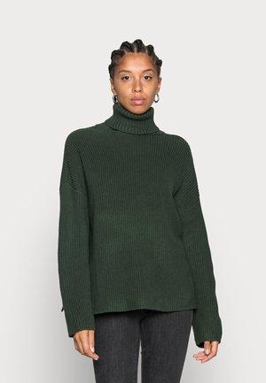 Jumper - green dark