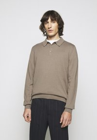 Filippa K - Jumper - dark taupe - 0