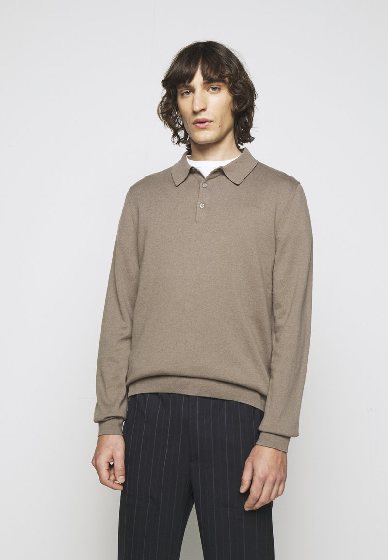 Filippa K - Jumper - dark taupe