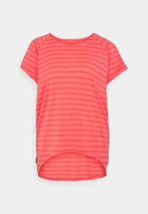 ELOWEN CREWE - Print T-shirt - pink