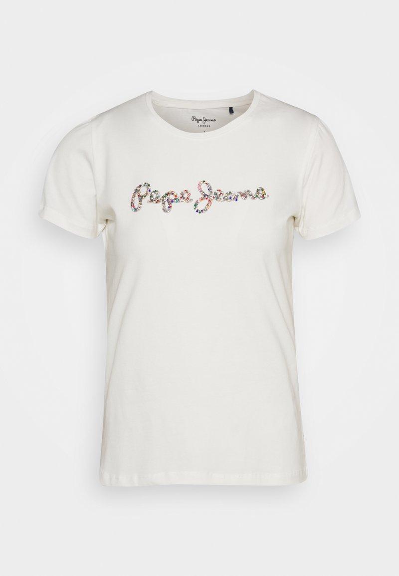 Pepe Jeans DORITA - T-Shirt print - dark ocean/dunkelblau fAVe9k
