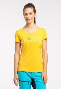 Haglöfs - Sports shirt - pumpkin yellow - 0