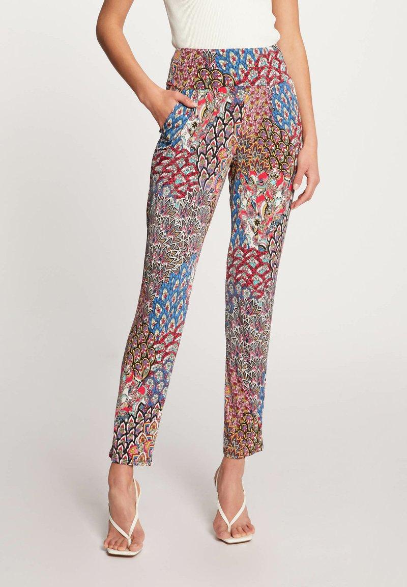 Morgan - Trousers - multi coloured