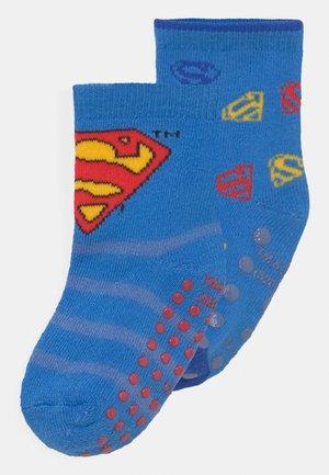 BABY SUPERMAN ANTISLIPPER BOY 2 PACK - Socks - multi-coloured