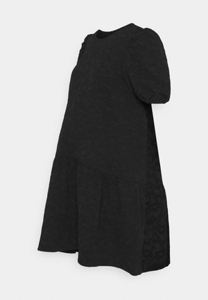PCMILLU DRESS - Day dress - black