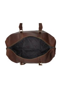 Gusti Leder - RUBEN - Weekend bag - camel - 3