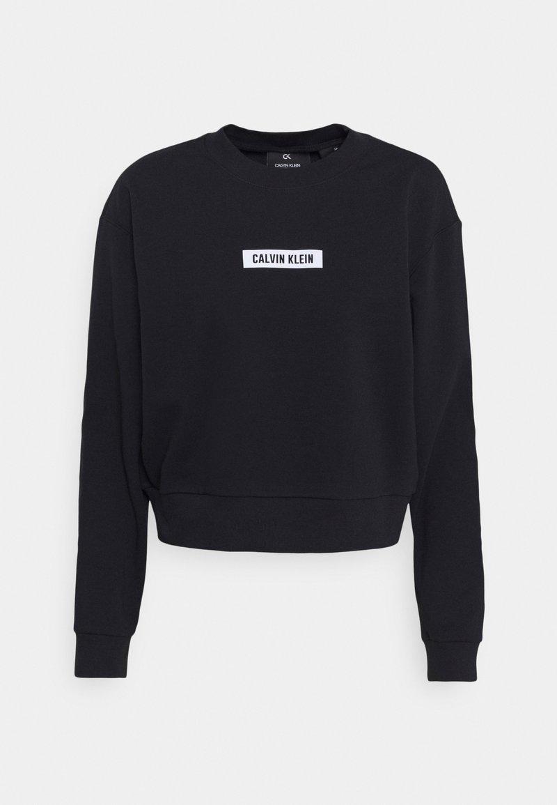 Calvin Klein Performance - Sweatshirt - black