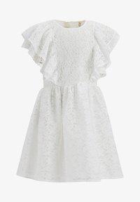 DeFacto - Cocktail dress / Party dress - white - 0