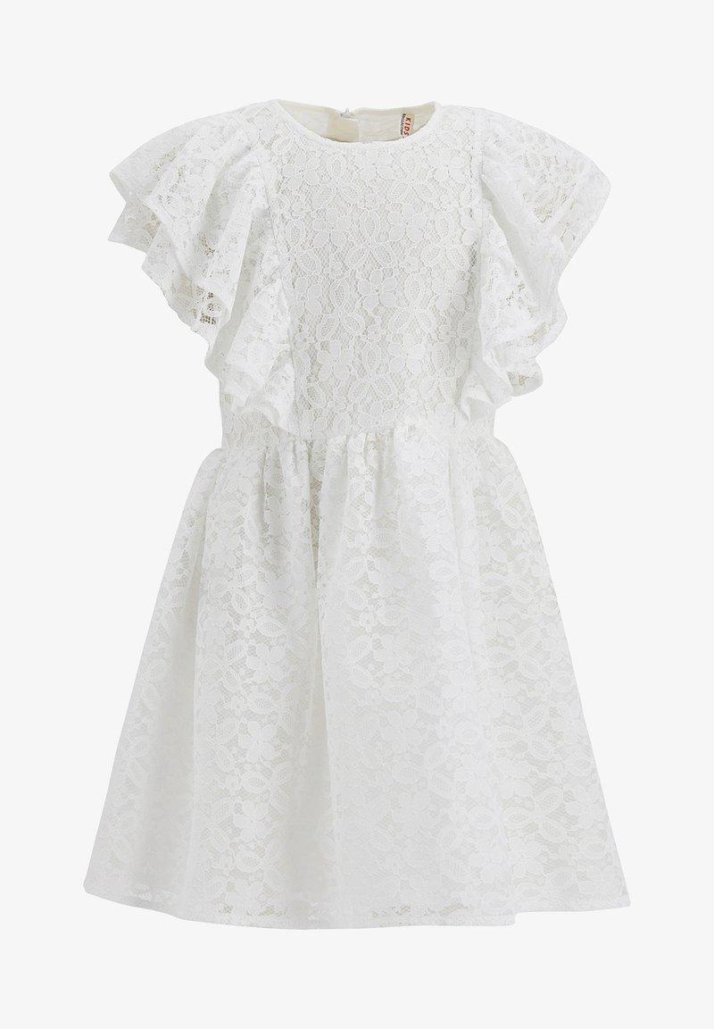 DeFacto - Cocktail dress / Party dress - white