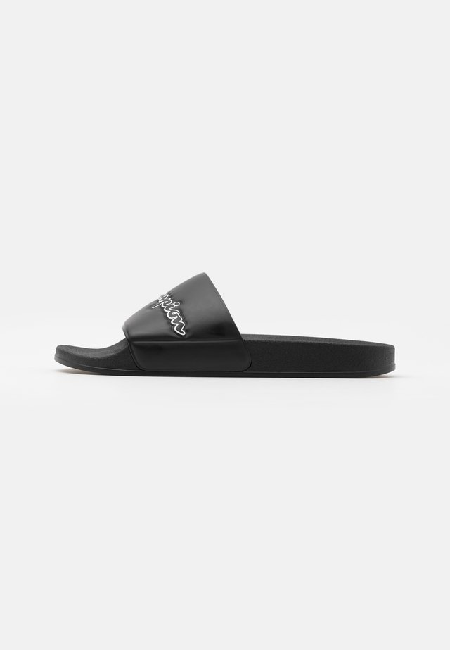 SLIDE EVO SCRIPT - Badslippers - new black