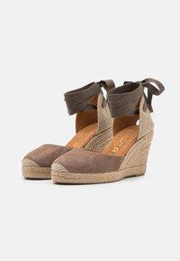 Unisa - CARNOT - Platform sandals - funghi - 2