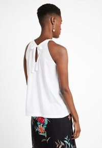 edc by Esprit - BOW BACK - Top - white - 2