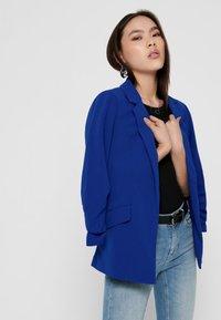 ONLY - CAROLINA DIANA - Blazer - mazarine blue - 4