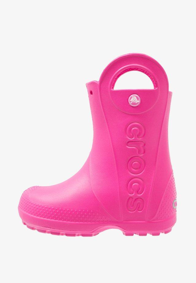 HANDLE IT RAIN BOOT KIDS - Kalosze - candy pink