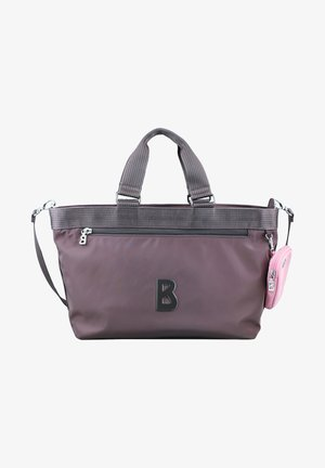 VERBIER PLAY - Shopping bag - taupe