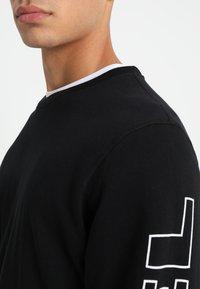 Diesel - WILLY - Sweatshirt - schwarz - 3