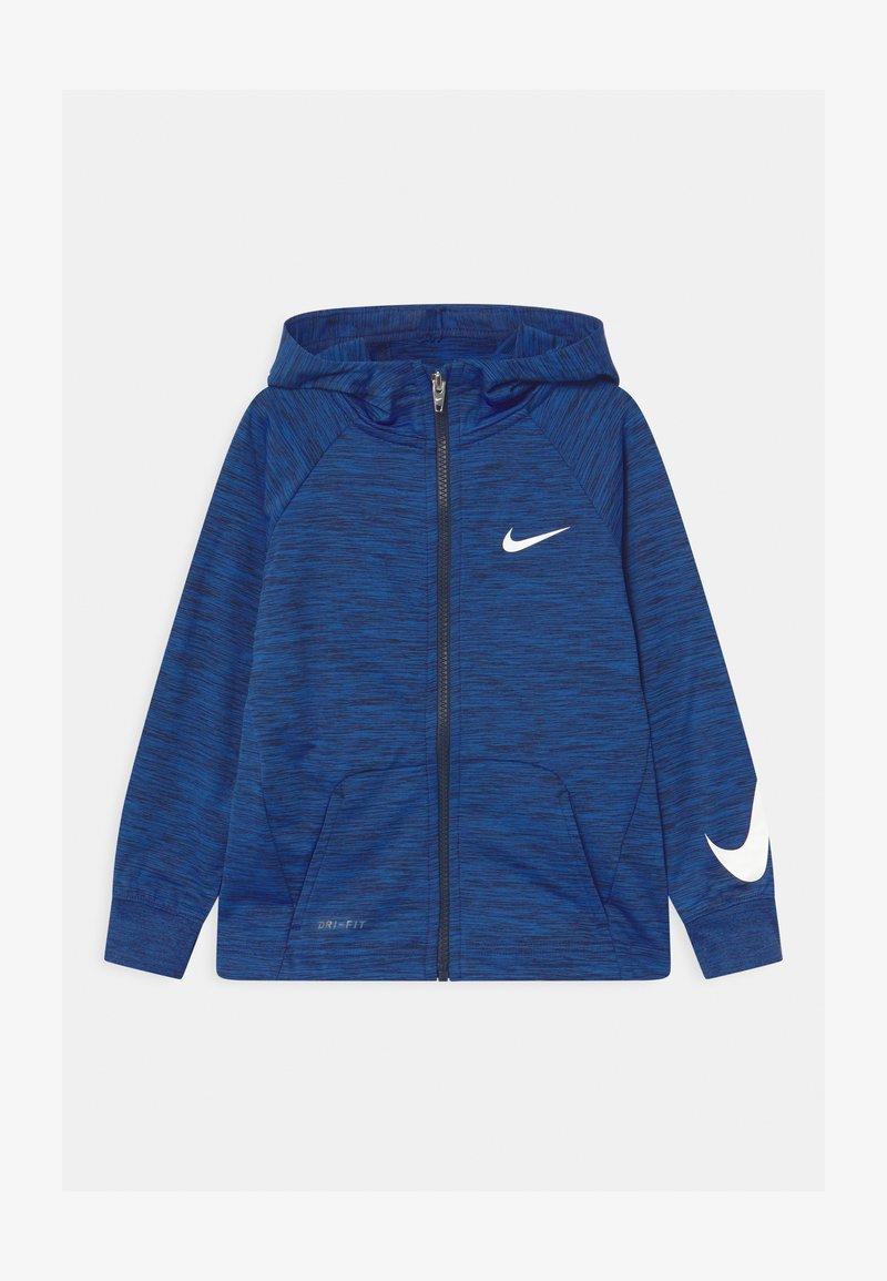 Nike Sportswear - COMFORT HOODIE - Sportovní bunda - midnight navy heather