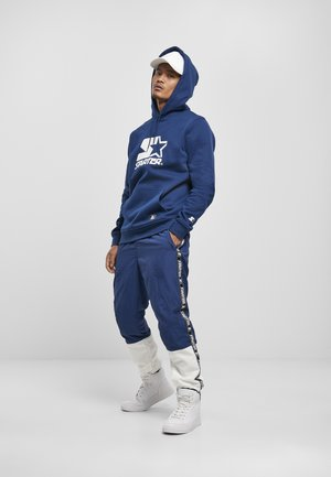 STARTER  - Tracksuit bottoms - blue night/white