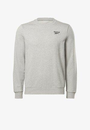 SMALL LOGO ELEMENTS SWEATSHIRT - Sweatshirt - grey