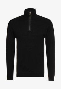 Minimum - FLORMAN - Pullover - black - 4