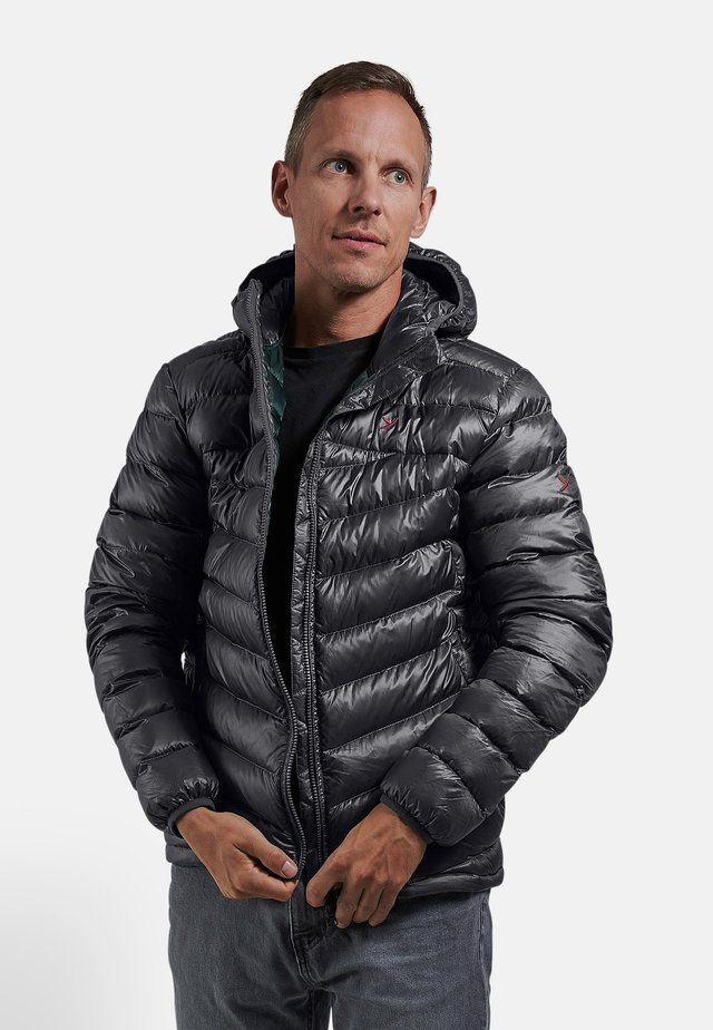 PAYNE - Down jacket - black