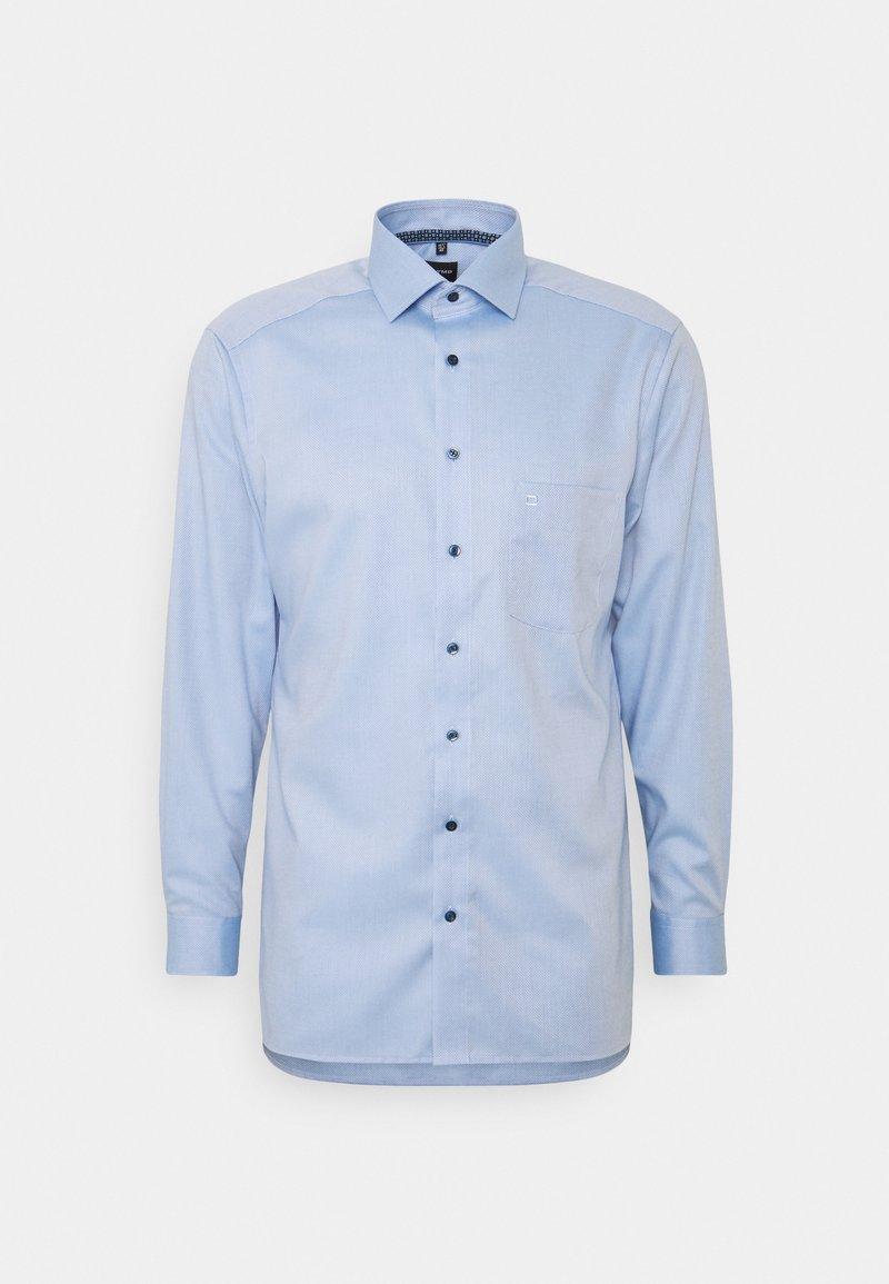 OLYMP Luxor - MODERN FIT - Zakelijk overhemd - bleu