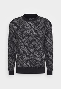 Versace Jeans Couture - MAN LIGHT - Sweatshirt - nero - 5