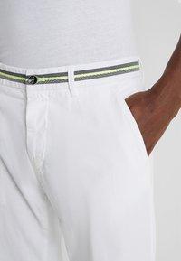 Mason's - TORINO ELEGANCE - Chino kalhoty - white - 5