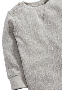 Next - UNISEX - Long sleeved top - grey - 2