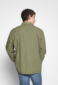 Edwin - BIG SHIRT  - Košile - military green - 2