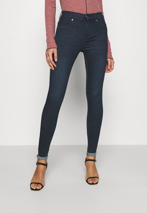 PLENTY - Slim fit jeans - plum blue