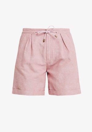 Shorts - dark old pink