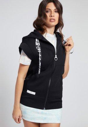 LOGO-TUNNELZUG - veste en sweat zippée - schwarz