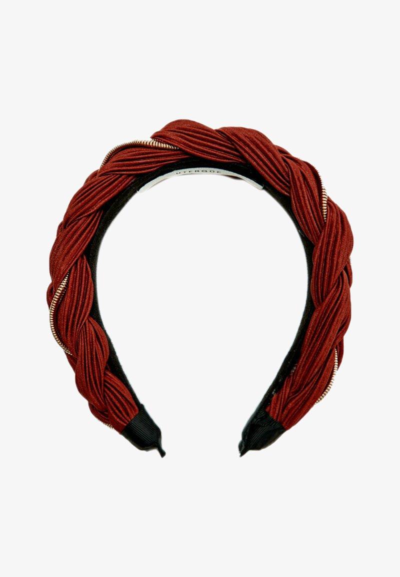 Uterqüe - Hair styling accessory - brown