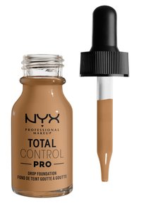 Nyx Professional Makeup - TOTAL CONTROL PRO DROP FOUNDATION - Foundation - golden - 1