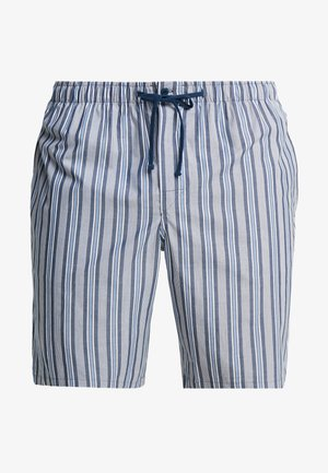 LONG BOXER - Pyjama bottoms - blue