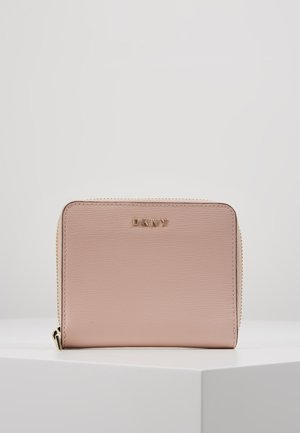 BRYANT ZIP AROUND LOGO - Wallet - pink