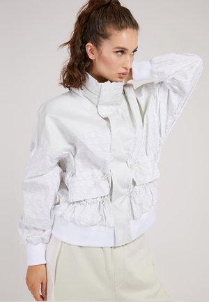 Windjack - mehrfarbig weiß