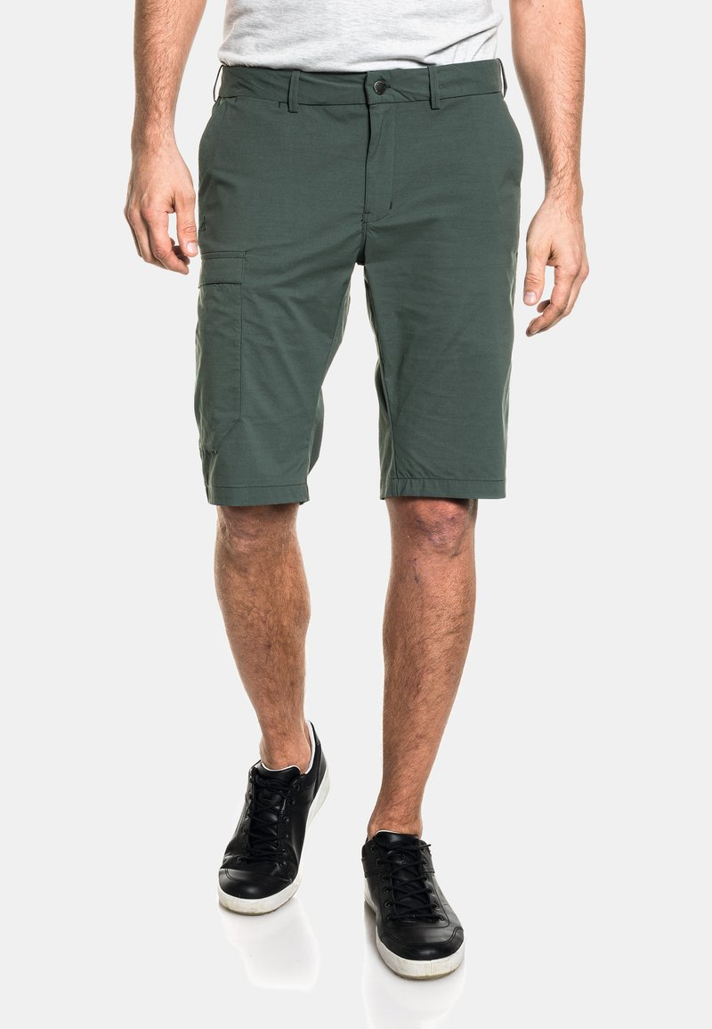 Schöffel - MATOLA M - Sports shorts - grün