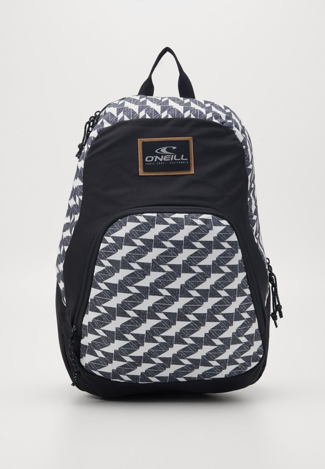 WEDGE BACKPACK - Rugzak - white/black