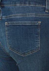 MAMALICIOUS - MLFERA ORGANIC CITY - Denim shorts - medium blue denim - 2